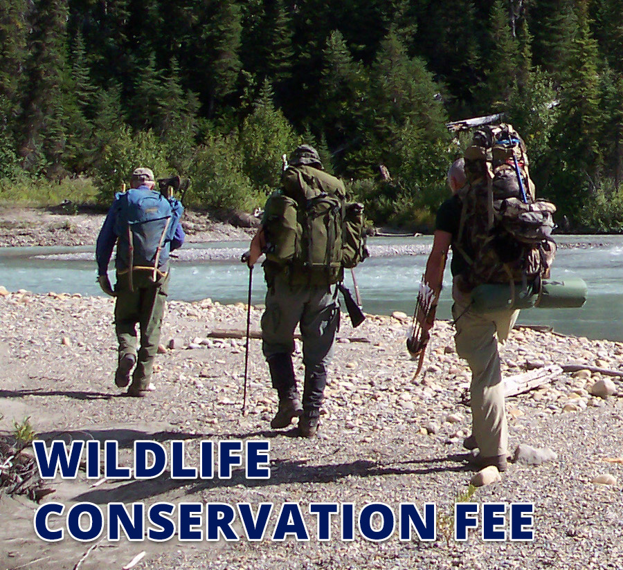 Wildlife Conservation Fee