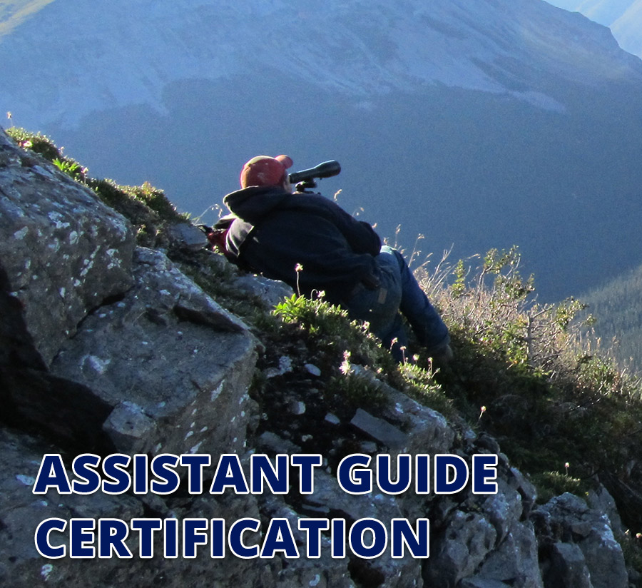 Hunting Guide Certification Exam