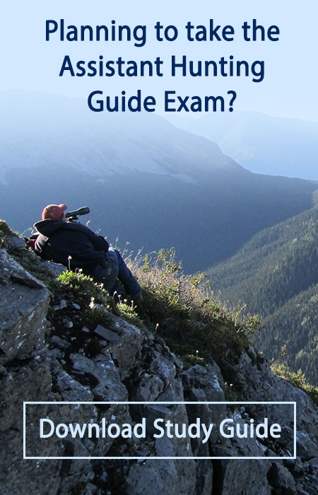 Hunting Guide Study Guide