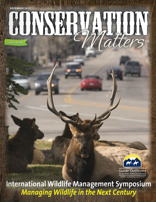Conservation Matters