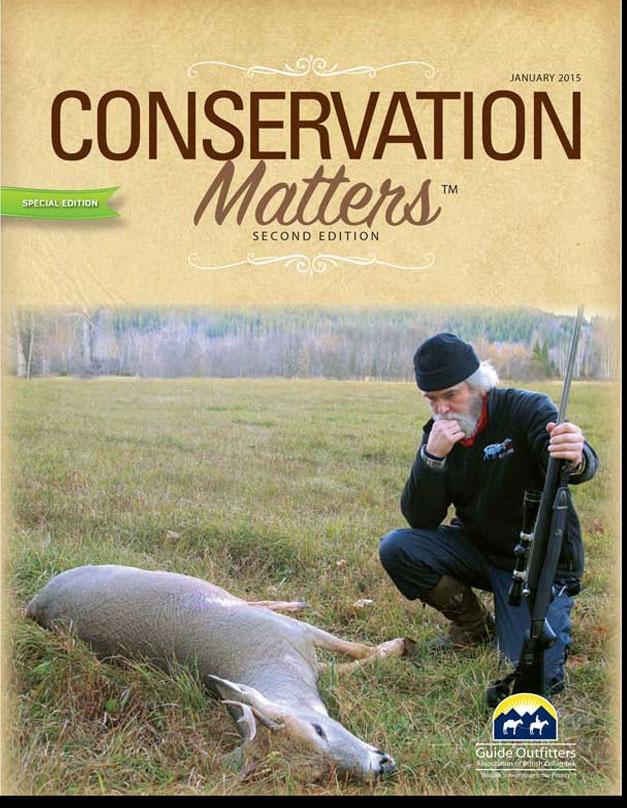 Conservation Matters Symposium 2015