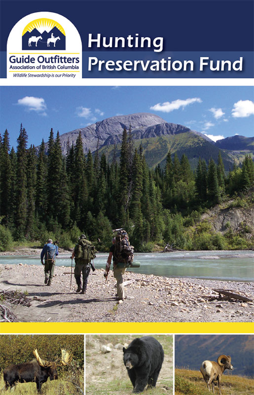 Hunting Preservation Fund Brochure