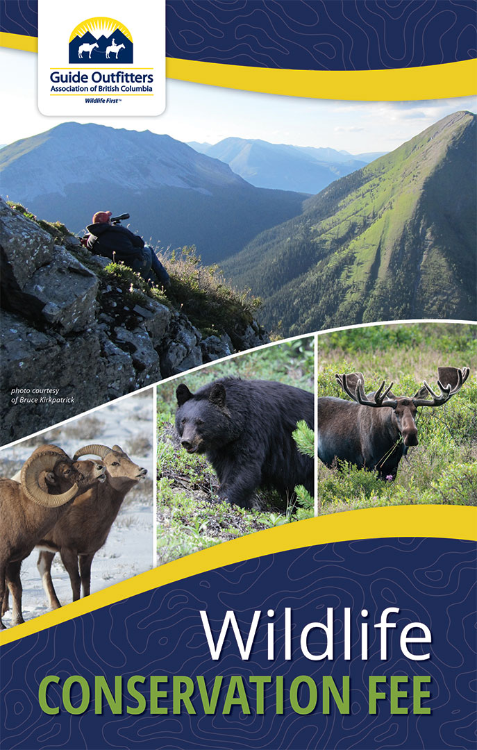 Wildlife Conservation Fee Brochure