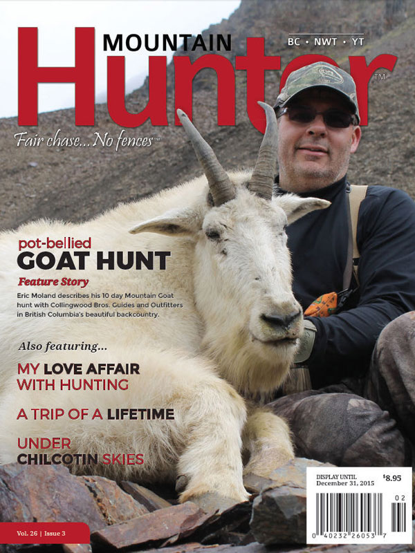 Subscribe to Mountain Hunter Magazine