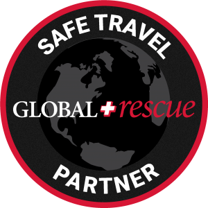 Global Rescue Safe Travel Partner transparent
