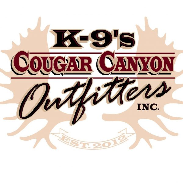 K-9's Cougar Canyon Outfitters Inc
