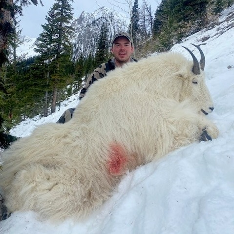 Compass Mountain Outfitters Goat